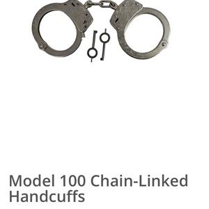 Smith & Wesson Handcuffs-M100